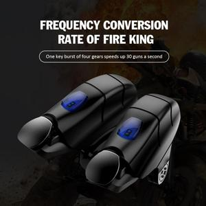 For PUBG Mobile L1 R1 Shooter Controller