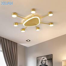 Современная светильник ная люстра 45 Вт Потолочная с дистанционным