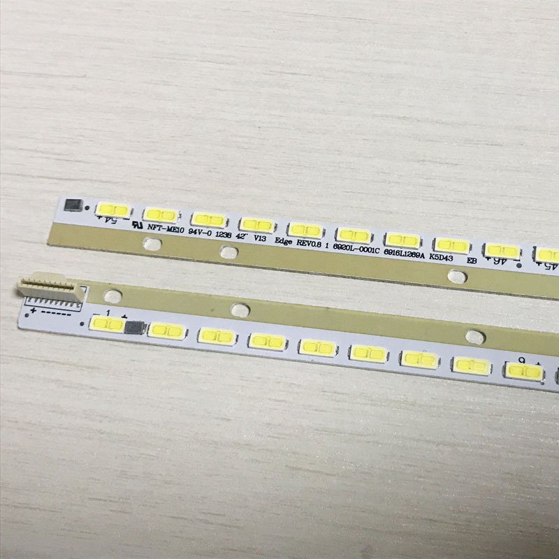 FOR SONY KDL-42R500A Article Lamp LED Backlight 6922L-0051A V1B RICHT 1piece=54LED 535MM