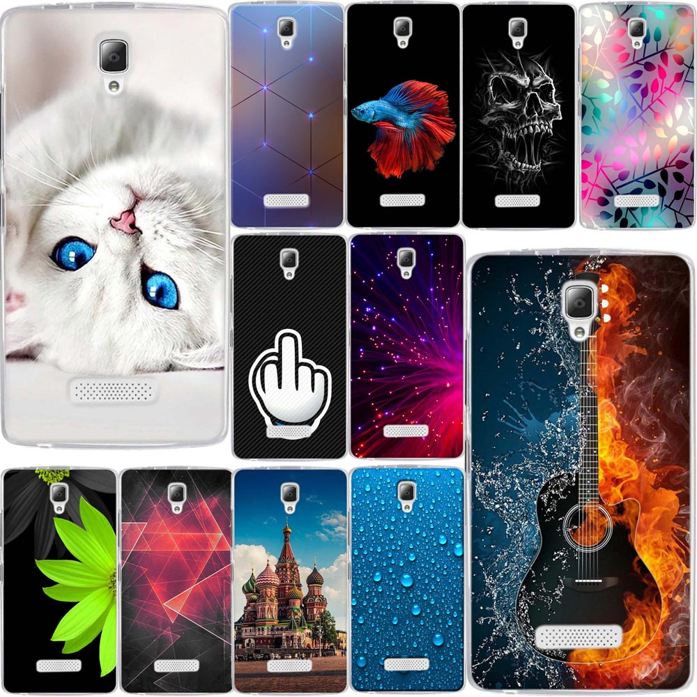 Cover For <font><b>Lenovo</b></font> <font><b>A2010</b></font> <font><b>Case</b></font> Silicone Soft TPU Fundas For <font><b>Lenovo</b></font> A 2010 <font><b>Cases</b></font> Back Coque For <font><b>Lenovo</b></font> A2010A 4.5 inch <font><b>Phone</b></font> Covers image