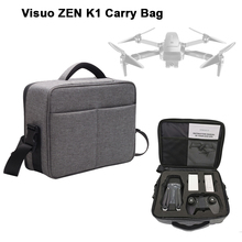 Visuo ZEN K1 GPS RC Drone Spare Part Portable Bag Carry propellers Storage Bag for 4K Camera 5G Wifi FPV Brushless RC Quadcopter цена