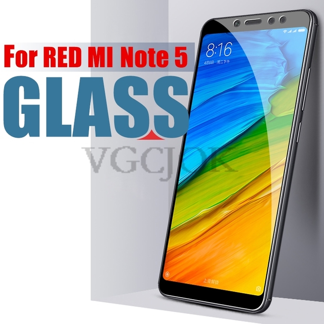 11D Tempered Glass For Xiaomi Redmi 5 Plus 5A Go 6 6A 7A S2 Full Cover Screen Protector On Redmi Note 5 5A 6 Pro Protective Film 3