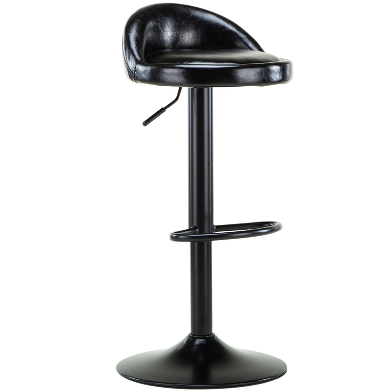 Silla Sgabello Bar Furniture Stools Metal Chair Lift Back High Shop Modern Minimalist Poltrona Sedie Cadeiras Stoel Footrest