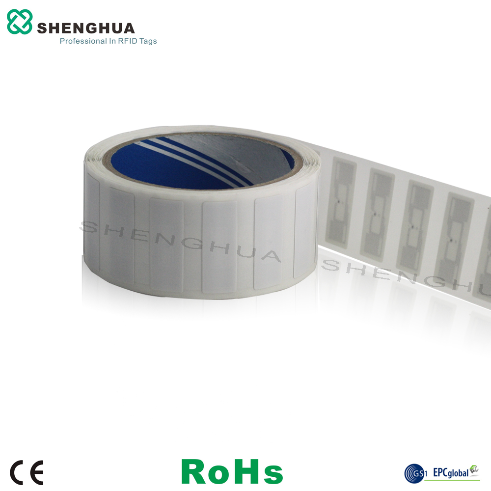 10pcs/lot Cheap Wholesale Small RFID Sticker Strong Adhesive 860-960MHz Alien H3 Chip RFID Antenna Uhf Rfid Sample Pack Label