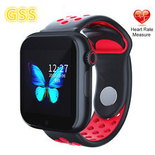 Z6S Fitness Bluetooth Smart Horloge Ondersteunt Android Telefoon Sim-kaart Camera Touch Screen SIM TF Card Sport Klok Kids Horloge 4.3(China)
