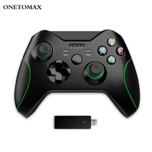 цена на 2.4G Wireless Gamepad For Xbox One Controller Joystick Joypad For Xbox one For PC For PS3 For Android Smart Phone