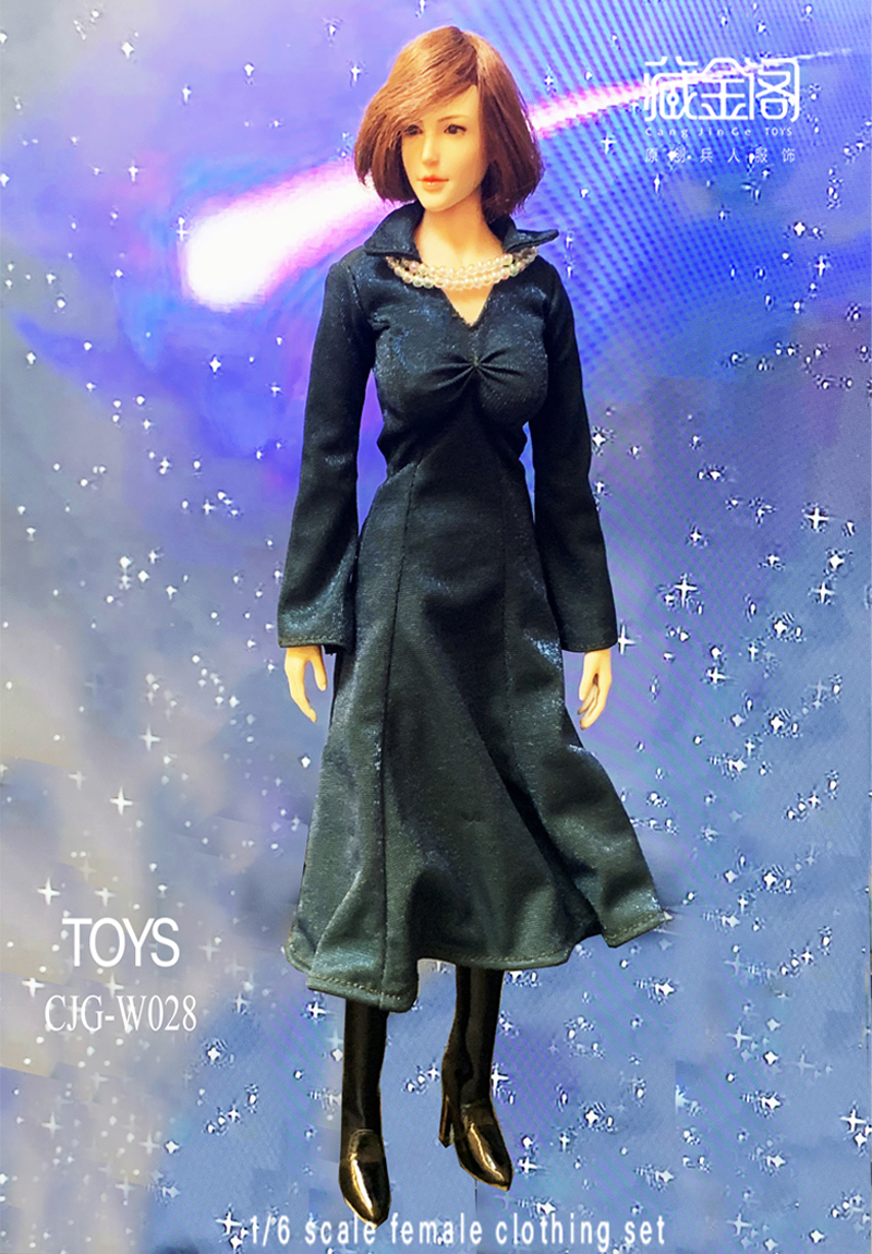 1//6 UD4.0 Ice Silk Dress Clothes Model For 12/'/' Female PH TBL JO Action Figure