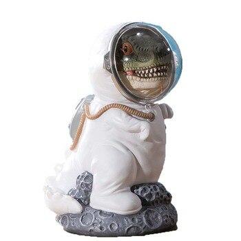 Hucha Dinosaurio Cosmonauta