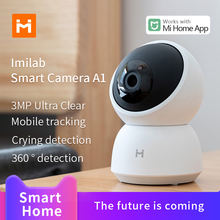 Смарт Камера imilab a1 1296p hd умная веб камера с углом обзора