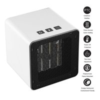 Handy Heater Durable Mini Personal Heater Electric Portable Winter Warmer Fan for Office Home Dorm Room Electric Heaters     -