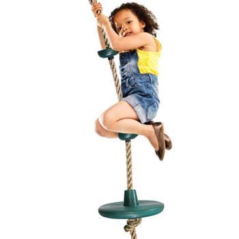 Wspinaczka liny z platformami i płyty huśtawka mobilności huśtawka zestaw akcesoria dla dzieci w ruchu tanie i dobre opinie Dziecko
