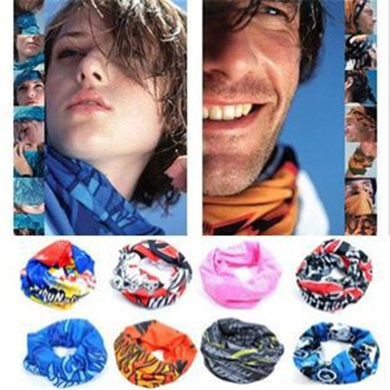 Windproof Cycling Bandana Scarf UV Protection Face Mask Outdoor Climbing Hiking Skiing Fishing Headwear Neck Scarves Wraps Hot