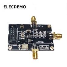AD9833 DDS sinyal jeneratörü üçgen sinüs dalga sinyal kaynağı programlanabilir mikroişlemciler sinüs kare dalga modülü kurulu
