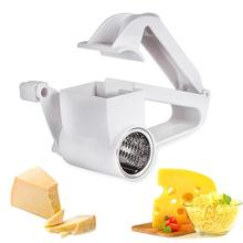 Kitchen-Tools Grater Cheese-Shredder Hand-Crank Vegetable Stainless-Steel Fruit Manual