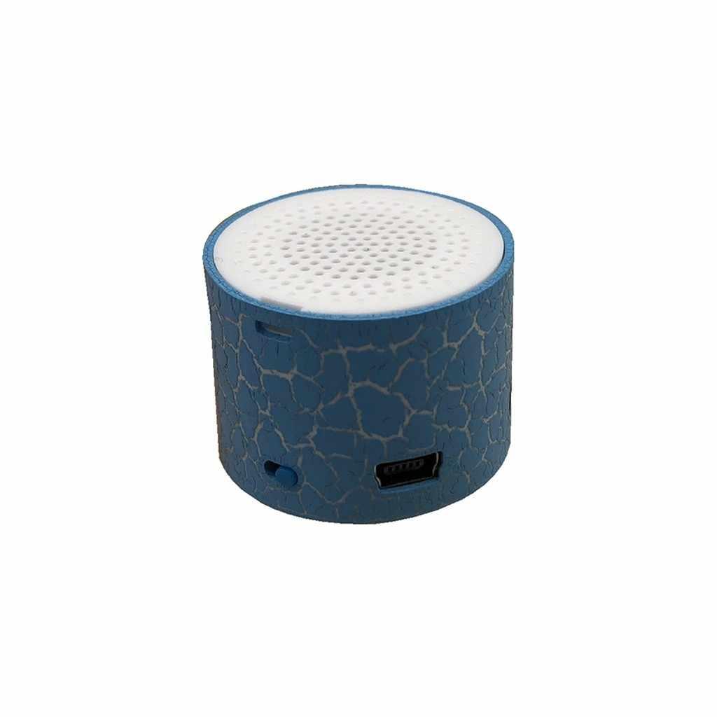 40 @ Nirkabel Portabel Mini Stereo Bass Speaker MP3 Musik Player TF Speaker USB/FM Mobil Transmitter MP3 Pemain radio