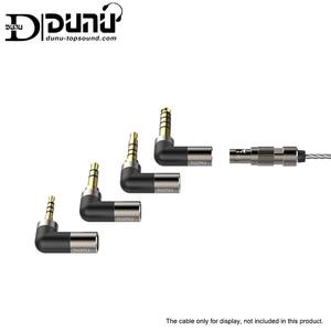 Image 2 - DUNU Self locking quick changeable Plug 3.5single ended 2.5/3.5PRO/4.4 Balanced connector DK4001/DK3001pro/DK2001/HULK/Lyre