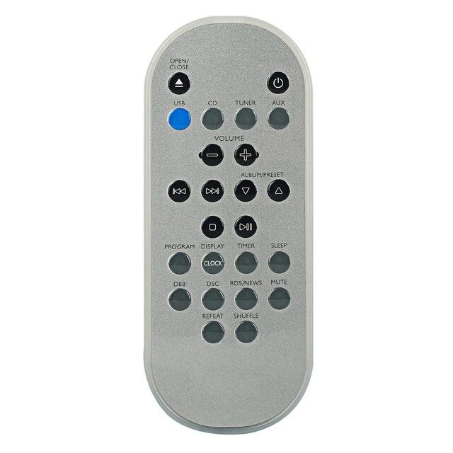 Philips SoundStage جهاز تحكم عن بعد لمشغل الصوت ، مستقبل الصوت ، MCM275