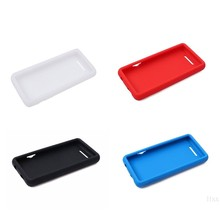 High quality Silicone Protective Case Flexible Cover for SOULCKER D16 MP3 Player Accessories(China)