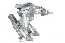 Robocop ED-209 экшн-фигурка анимация Ver. Электронные часы из ПВХ, игрушки, новые, без батареи, 25 см