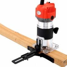 220v Chuck diameter 6.35mm woodworking machine edge banding trimmer edge trimmer edge banding cutter
