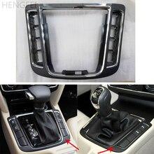 Автомобильные запчасти HENGFEI декоративная панель рычага переключения передач для Skoda Superb 2009-2013