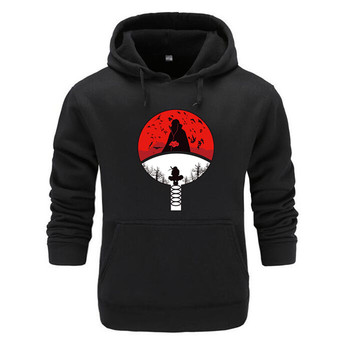 Itachi Uchiha Hoodie Naruto Hoodies Mens Sweatshirt women/men Casual Sweatshirts Brand Clothing Hoody Jacket
