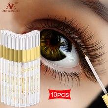 10PCS Eyelash Growth Enhancer Natural Medicine Treatments Lash Eyelash Serum Mascara Eyelash Serum Lengthening Eyebrow Growth