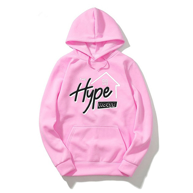 THE HYPE HOUSE THEMED HOODIE (19 VARIAN)
