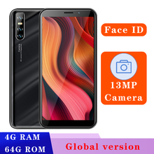 V20 Global Version Quad Core 4GB RAM 64GB SmartPhones Cellphones Unlocked Face ID 13MP HD Camera Android Mobile phones 3G Wifi cheap BYLYND Detachable Face Recognition Up To 48 Hours 3200 Adaptive Fast Charge Smart Phones Bluetooth 5 0 Capacitive Screen