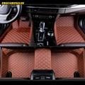 Zhouehnglee пользовательские автомобильные коврики для Chrysler 300c Grand Voager Sebring PT Cruiser автомобильные коврики для ног