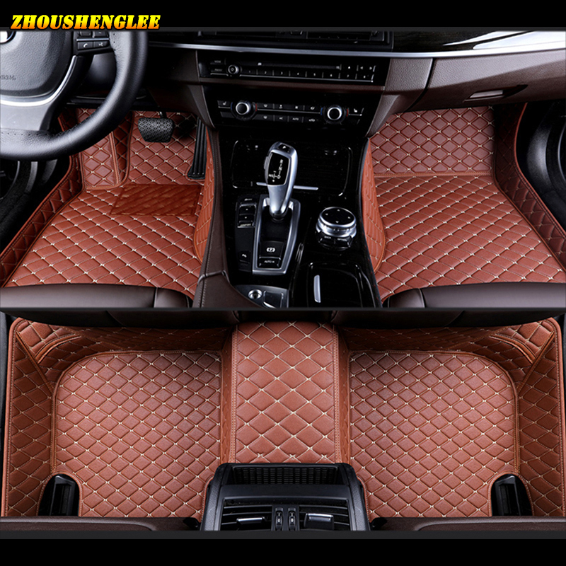 Car-Floor-Mats Voager Custom Chrysler 300c Grand Pt-Cruiser Auto Sebring for Zhouehnglee title=