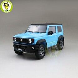 1/18 LCD Jimny Sierra Suv литая модель Игрушечная машина для мальчиков и девочек Подарки