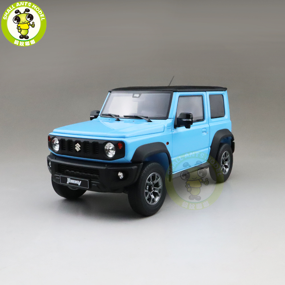 1/18 LCD Jimny Sierra Suv Diecast Model Toy Car Boys Girls Gifts