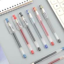 1pc piloto HI-TEC-C grande volume agulha tubo gel caneta 0.3mm 0.4mm 0.5mm 0.25mm simplicidade caneta neutra japão papelaria