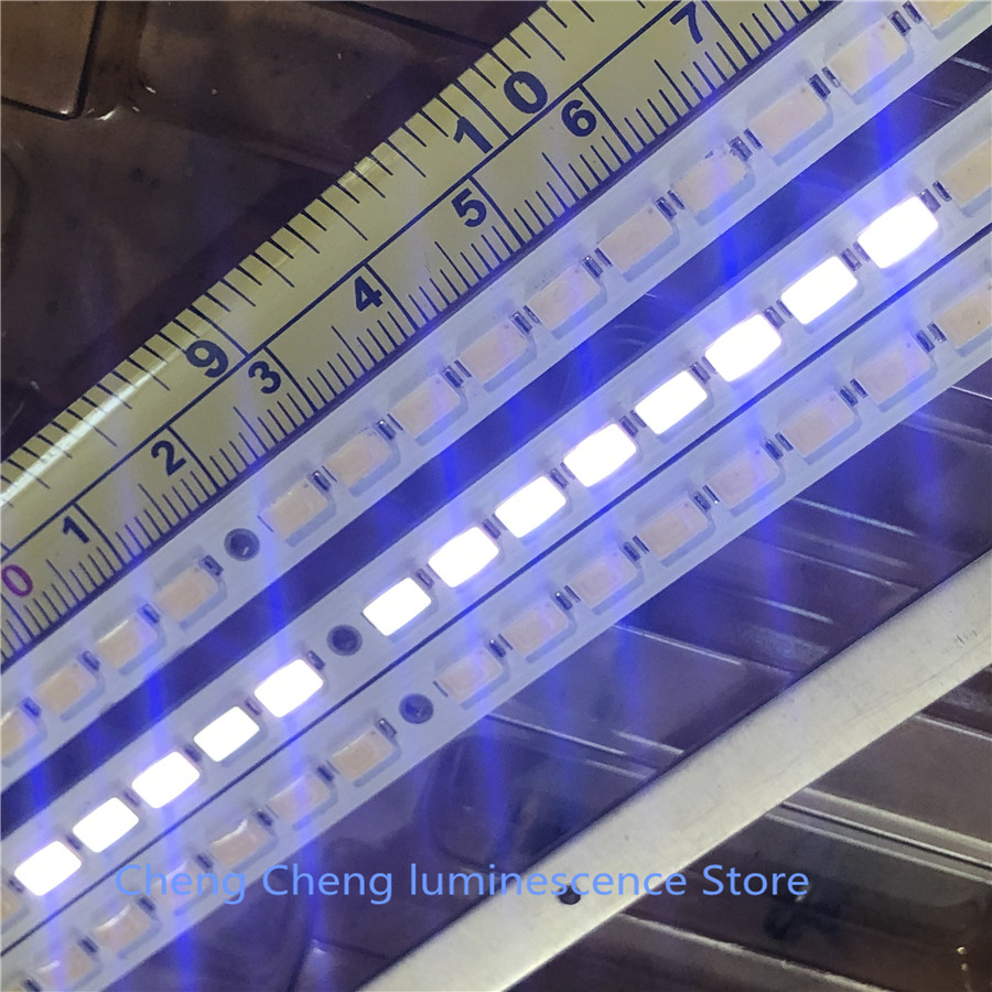 2Pieces/lot 2010SVS65 1D <font><b>240HZ</b></font>-104 REV.3 Article lamp 1piece=104LED 727MM 3 orders image