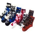 Women Socks Short Fl...