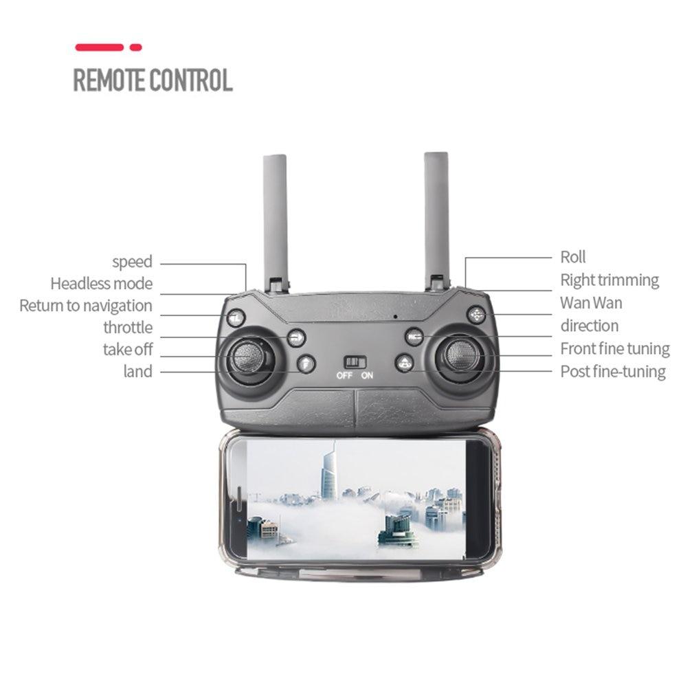 CS-5 gps-дрон с камерой 4K HD, складные дроны, четырехосевой вертолет, один ключ возврата, Wi-Fi FPV RC вертолет, игрушки для мальчиков