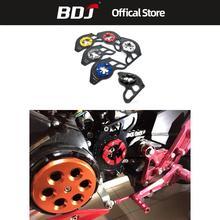 все цены на BDJ Motorcycle Front Sprocket Chain Guard Cover Left Side Engine For Honda Grom MSX125 125SF MSX 125 SF 2013 2014 2015 2016 2017 онлайн