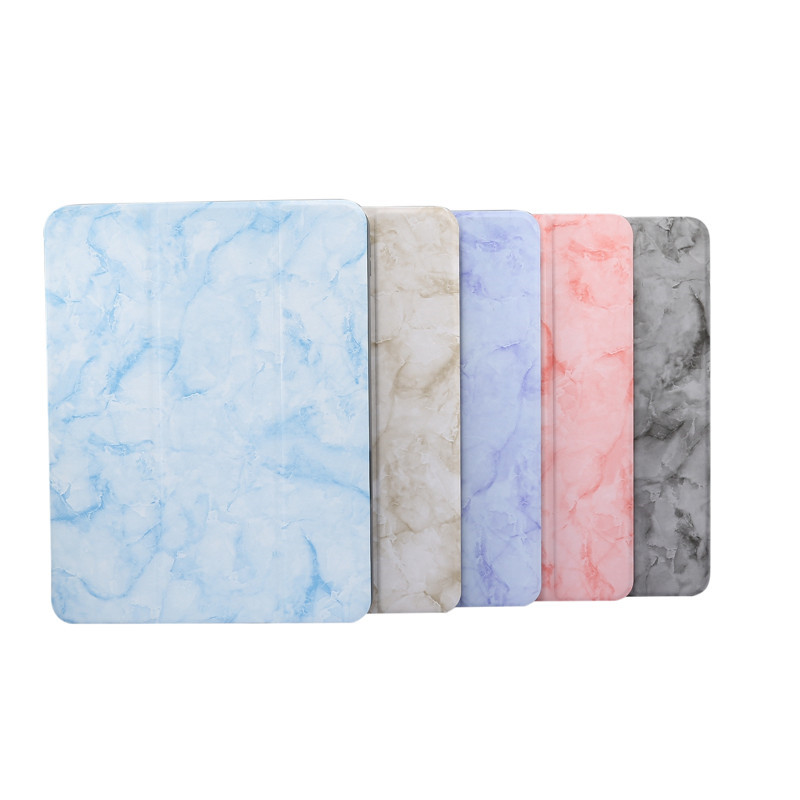 Tablet Case With Pencil Holder Slot Fundas For Apple IPad Air 4 Case 10 9 inch