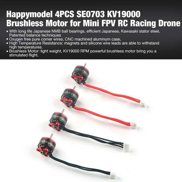 SE0703 1S Brushless Motor KV15000//KV19000 for RC Drone FPV Racing sz#