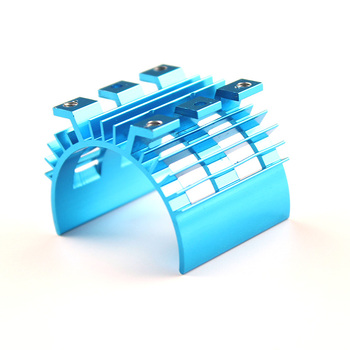 Wltoys 144001 parts for Wltoys 144001 1/14 RC Car Spare Parts 144001-1336 Upgrade Motor Heat Sink wltoys 144001 upgrade parts цена 2017