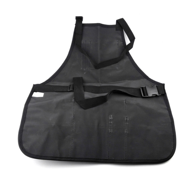 Stanley Convenient Durable Work Aprons With Tool Pockets Nylon Vest Tool Apron Belt Adjustable Garden Tools Apron For Men Women 4