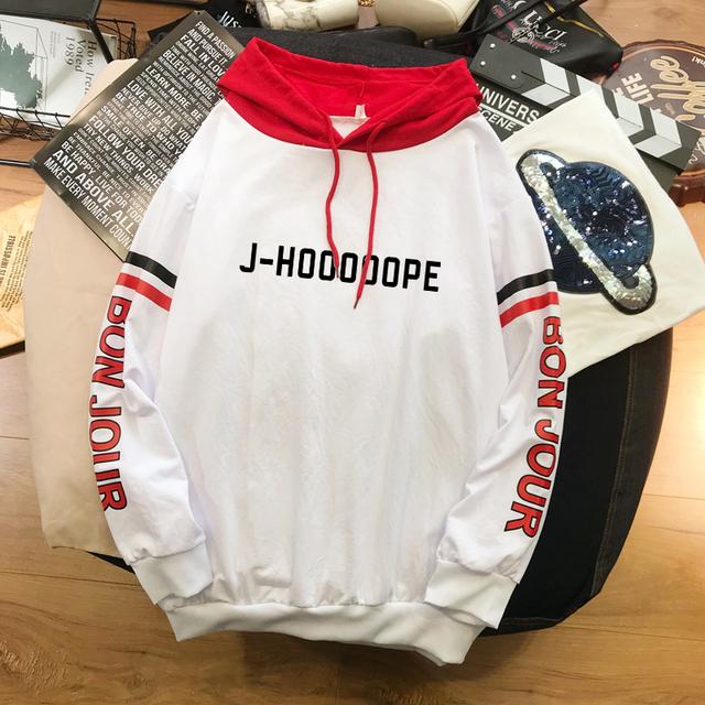 J-HOOOOOOPE HARAJUKU HOODIE