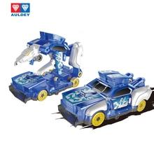 AULDEY screeshes Wild Burst zdeformowany samochód Action Figures DPTI Morphs Capture wafel 360 stopni transformacja samochody zabawkowe