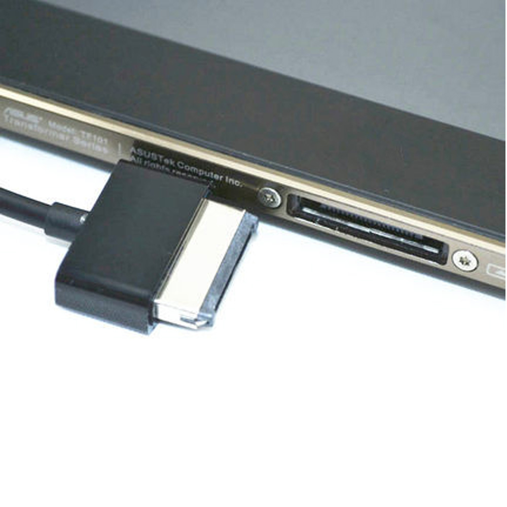 Data-Cable Transformer-Tf101 TF300 Charger Sl101tablet-Charging TF201 TF700T Asus Eee