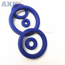 AXK  UNS 5x12x5.5  U Cup seal Single Lip Hydraulic Seal  piston rod seal U seal клей u seal 207 набор