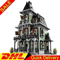 LP 16007 2141Pcs Monster fighter The haunted house Model set Building Kits Model legaoings Toys Clone 10228