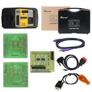 Image 5 - Xhorse V 5.0.5 VVDI MB BGA Werkzeug Schlüssel Programmierer mit BGA Rechner Funktion Mit VVDI MINI Schlüssel Werkzeug/ELV emulator Völlig 4 Geschenke