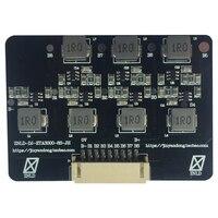 Bms 2 s 8 s 1.2a equilíbrio li ion lifepo4 bateria de lítio equalizador ativo balanceador placa de circuito de transferência de energia 2 s 8 s módulo bms|Acessórios para baterias|   -