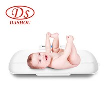 DS Mini Baby Scale 50g-100kg USB Charging Home Use Weighing Scale Split Design Suitable For Adults And Children 1pc ds mini baby scale 50g 100kg usb charging home use weighing scale split design suitable for adults and children 1pc